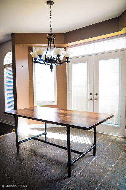 DIY Project 2 Dining Table Flickr Photo Sharing : 86710197340c9a892f3dz from flickr.com size 332 x 500 jpeg 111kB