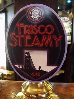 Inveralmond, Frisco Steamy, Scotland
