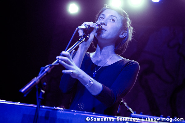 Hundred Waters @ the Observatory, Santa Ana 4/17/13