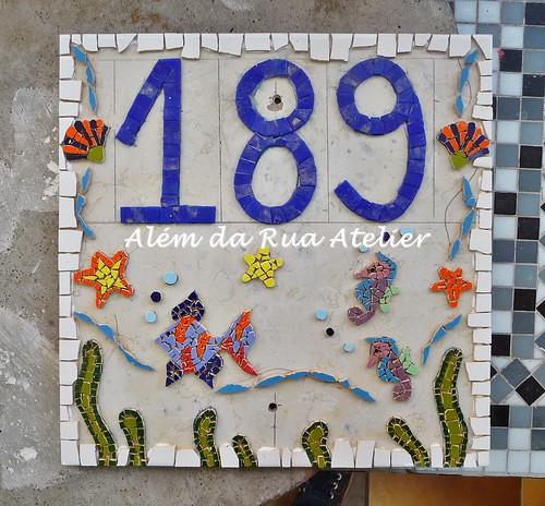 Número de mosaico