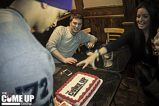 THE COME UP SHOW 6TH YEAR ANNIVERSARY