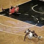 Carlos Boozer Chicago Bulls Reggie Evans Brooklyn Nets