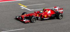 Scuderia Ferrari, F Alonso