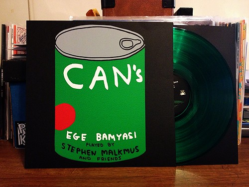 Record Store Day Haul #3: Stephen Malkmus - Can's Ege Bamyasi LP - Green Vinyl by Tim PopKid