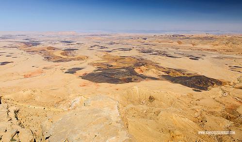 Israel - Negev Desert - Makhtesh Ramon 01
