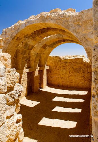 Israel - Negev Desert - Avdat 02