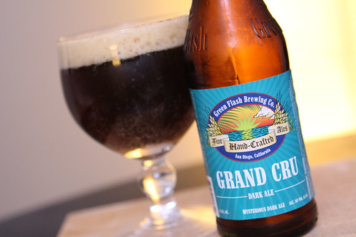Green Flash Brewing Company Grand Cru