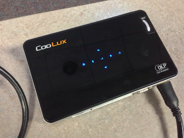CooLux DLP Projector