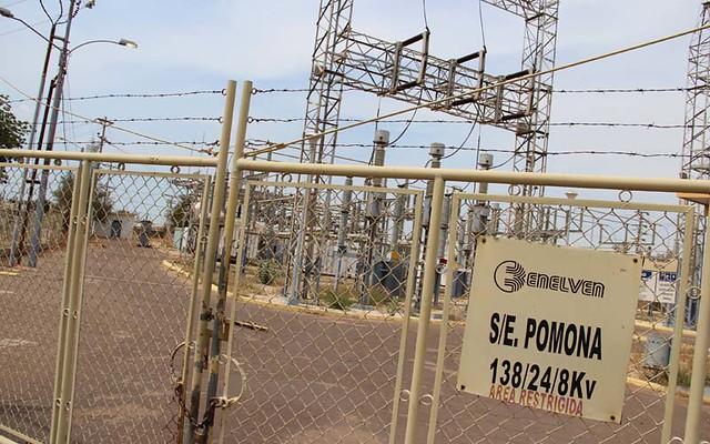 Estación Eléctrica Pomona 2