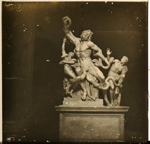 The Laocoon, Vatican, Rome 1910s r by AndyBrii