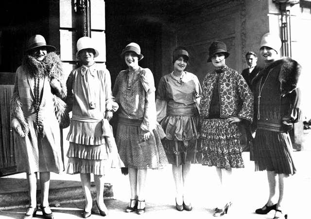 Concours d'élégance en 1925.             RV-49505
