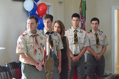 2016-08-07 (61) Eagle Scout Court of Honor for Justin Magill