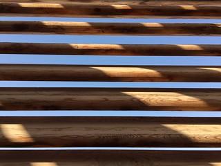 Sunscreen / Sunblind / Sonnenschutz / Sonnenstrahlen / Sunbeams