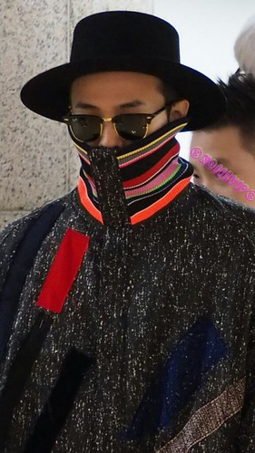 Big Bang - Gimpo Airport - 15jan2015 - G-Dragon - NoiizVip - 01