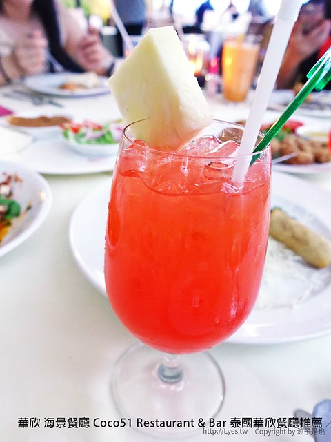 華欣 海景餐廳 Coco51 Restaurant & Bar 泰國華欣餐廳推薦 14