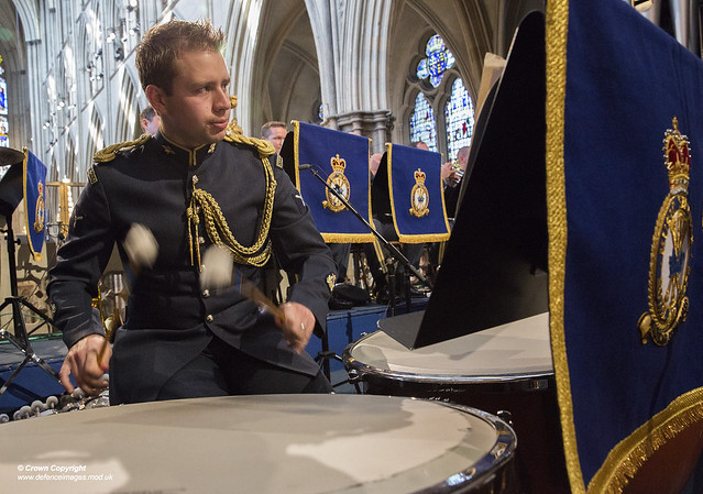 Battle of Britain 75th Anniversary Service at Westminster Abbey