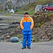 Me ready for a boat trip by Goldfishrok