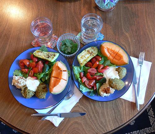 veggie-dinner