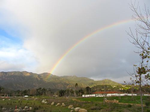 malibu rainbow