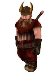 MadPea Hunt - Prizes 01 Dwarfins Male