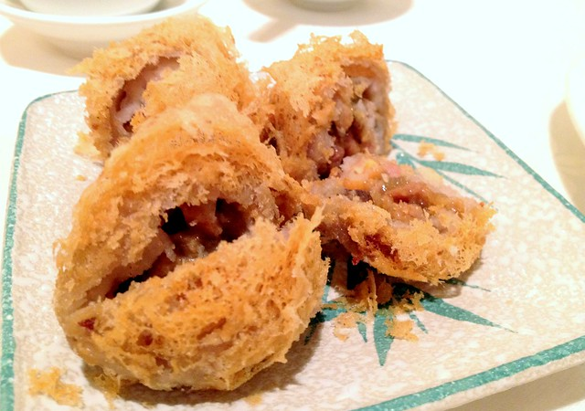 Fried Yam Puff