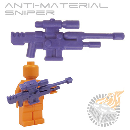 Anti-Material Sniper - Dark Purple