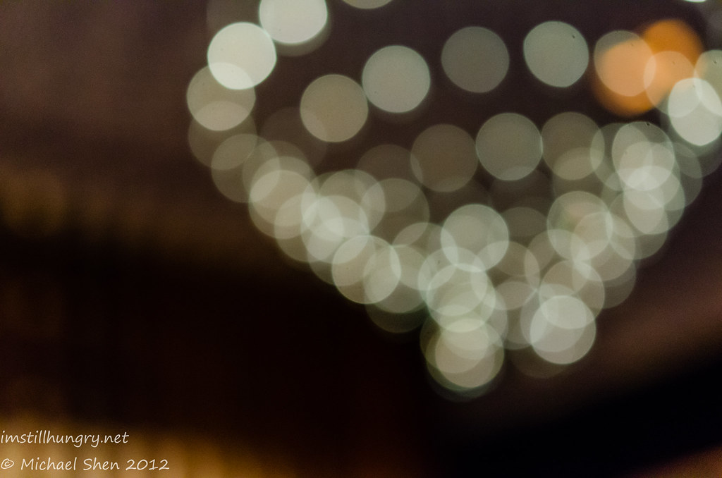 Marque - chandelier