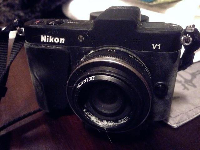 Cold Nikon 1 V1