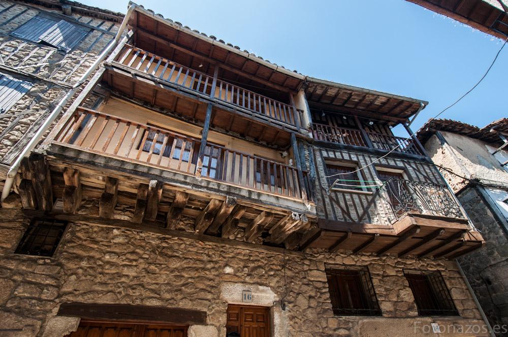 Visita Al Pueblo De San Martin Del Castanar
