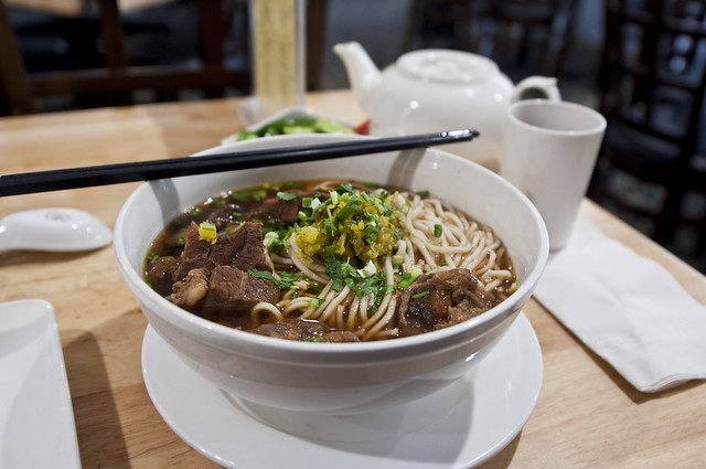 Liang's Kitchen - Beef Noodle Soup