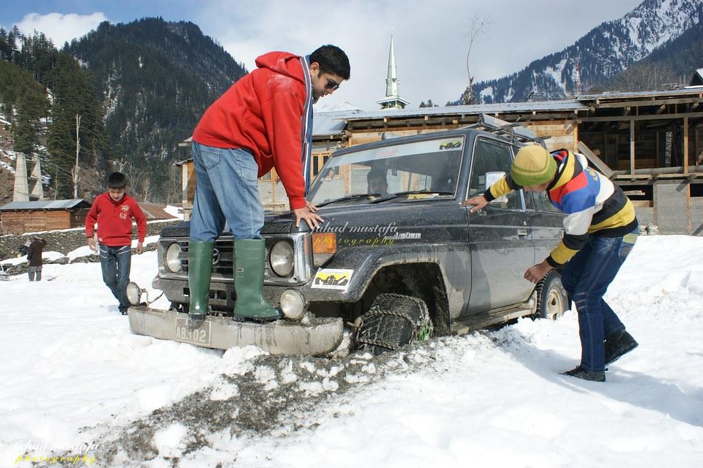 Muzaffarabad Jeep Club Neelum Snow Cross - 8471841488 dc06f9cabd b