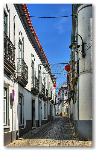Rua de Serpa by VRfoto