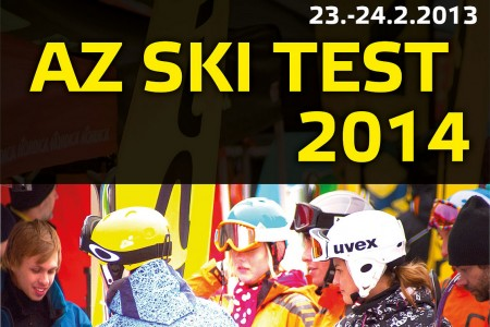 AZ SKI TEST 2014