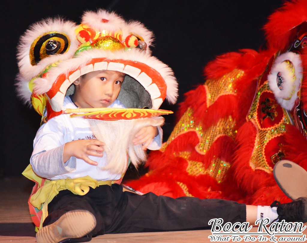 Chinese New Year Celebration - Mizner Park