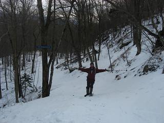 Mount Greylock backcountry skiing