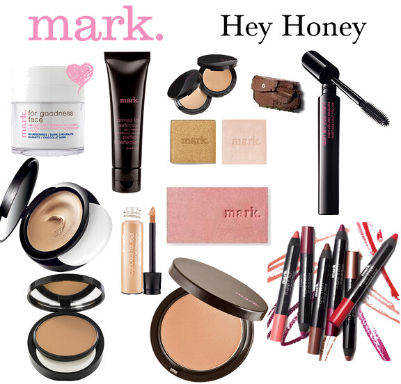 Living After Midnite: mark. Makep Monday: Hey Honey