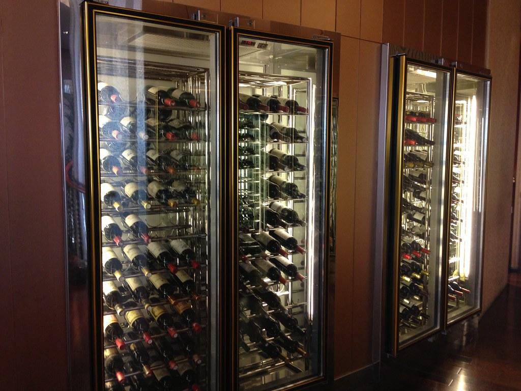 Under Cabinet Wine Coolers