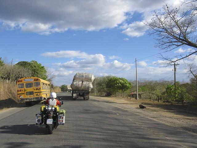 crossing Honduras 7