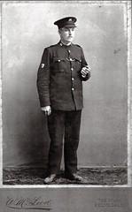 Sutherland Constabulary - Constable Alexander Ross 1906