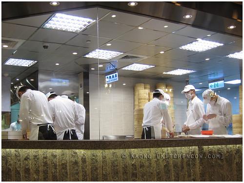 Tasting Taipei - Din Tai Fung