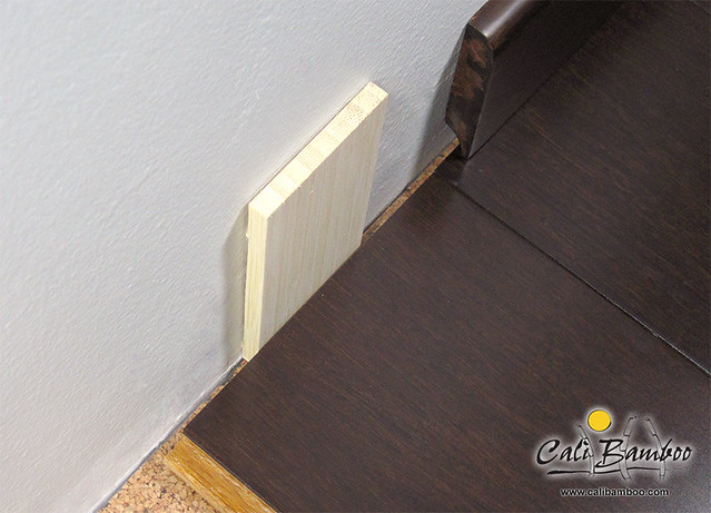 Flooring tips expansion gaps cali bamboo flooring for Wood floor expansion gap