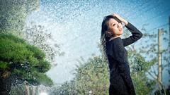 [フリー画像素材] 人物, 女性 - アジア, 台湾人 ID:201302232200