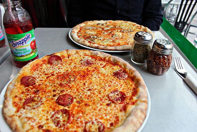 ICCO pizza