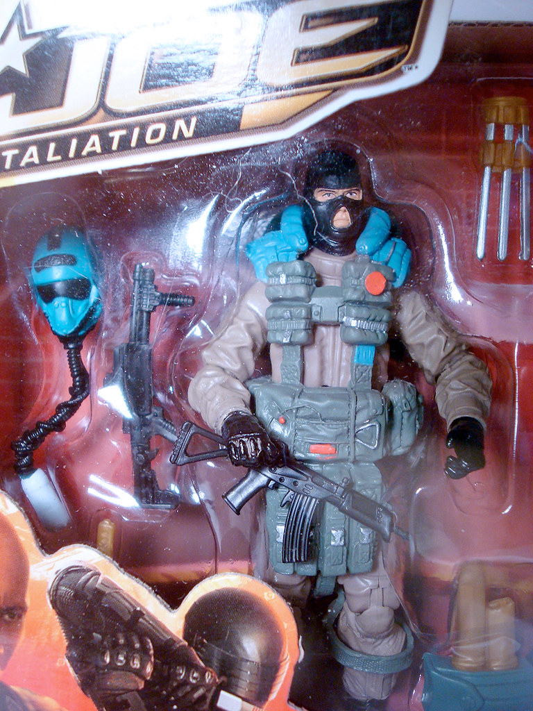 G I  Joe: Retaliation — Tactical Ninja Team — Sgt  Airborn… | Flickr