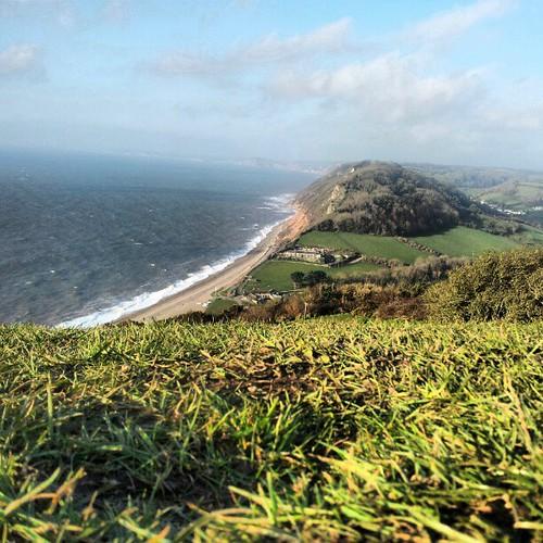 A beautiful weekend in Devon