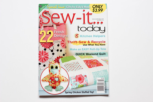 Sew-it... Today - Issue 3 by Jeni Baker