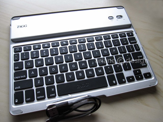 ZAGG PROplus iPad keyboard case