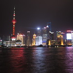 Pudong, le Manhattan de Shanghai