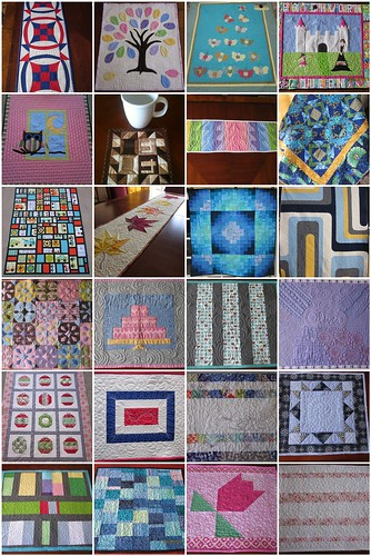 2012 complete quilts mosaic