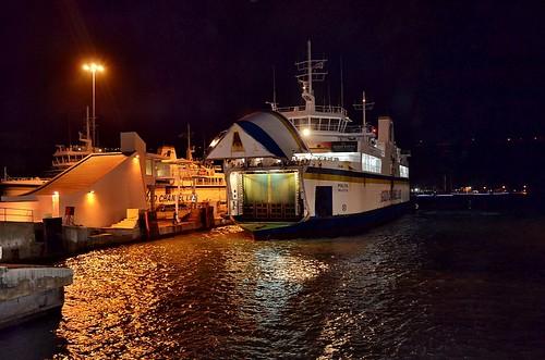 ferry lowlight malta gozo nightimage gozochannel mgarrharbour mġarr afsdxnikkor1855mmf3556gvr ċirkewwa iamnikon d3100 nikond3100 mvmalita